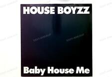 House Boyzz - Baby House Me Maxi 1987 //1