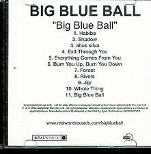 big blue ball limited edition cd