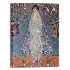 Gustav Klimt baronessa Elisabeth quadro stampa tela dipinto telaio arredo casa