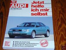Reparaturanleitung Audi A4 TDI / Diesel ab Baujahr 1995