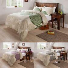 PERSE Ensemble housse de couette, Parure de lit en lin SIMPLE DOUBLE King-size