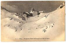 CPA Suisse lémanique Grand Saint-Bernard Hospice