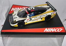 NINCO 50647 SLOT CAR MOSLER MT 900 R TV3 MOTOR A FONS LIMITED EDITION   MB