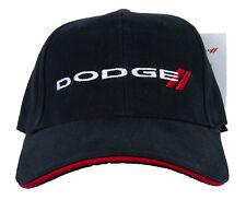 Dodge Logo Hat Embroidered Cap