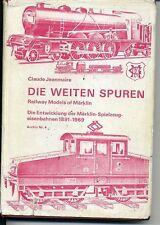 MARKLIN. DIE WEITEN SPUREN. RAILWAY MODELS 1969