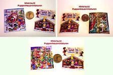 9001# Adventskalender mit Türchen zum Öffnen - Puppenhaus-Puppenstube - M 1zu12