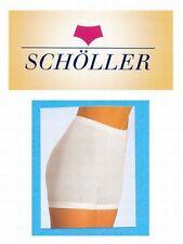 schöller normalbein-schlüpfer con la pierna Acanalado 100% algodón con Eco Sello
