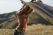 Megan Fox Unsigned 16x20 Photo Transformers Broke Down (48)