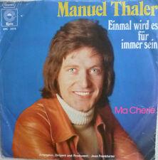 """7"""" 1974! Manuel Thaler: una volta sarà per essere sempre"""