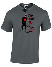 TIS mais une égratignure Hommes T Shirt Tee Drôle Monty Python classique comédie blague Top