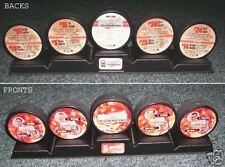 DETROIT REDWINGS Collector 5-Puck Series 1999 Yzerman