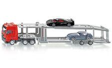 Siku Super 3934 1:50 Mercedes-Benz Actros 2-axle MAN Tower Car Transporter Model