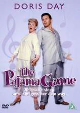 The Pajama Game [DVD], Very Good DVD, Doris Day, John Raitt, Carol Haney, Eddie