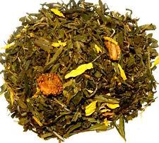 "Grüner Tee ""Shaolins acht Schätze"" Ananas Erdbeere - loser Tee in versch. Mengen"