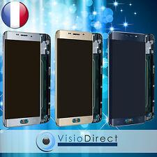 Ecran complet pour Samsung Galaxy S6 Edge Plus G928F vitre+LCD+châssis