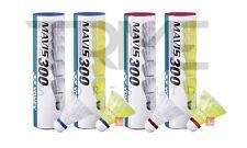 Yonex Mavis 300 Nylon Shuttlecocks (Medium or Fast & White or Yellow Available)