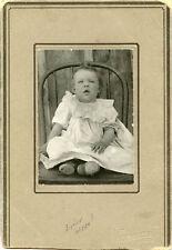 Antique Photo - Grand Junction Colorado Baby (Hazel)