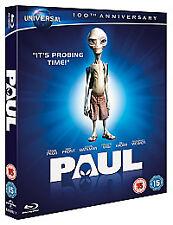 Paul Blu-ray (2012) Simon Pegg