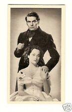 Laurence Olivier  Merle Oberon #193  Cigarette Card