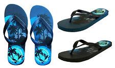 New MEN's Beach Sandals Surf Up Flip Flop Beach Fun size 6-13..**373**