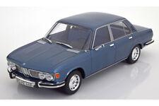 BoS BOS030 1:18 BMW E3 2500 SALOON 1969 BLUE METALLIC LIMITED EDITION 1000 PCS.