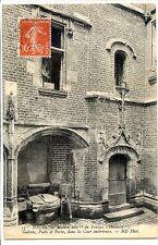 """CP 37 INDRE-ET-LOIRE - Tours - Maison dite """"de Tristan l'hermite"""""""