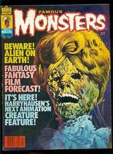 Warren Magazine, Famous Monsters #169 Harryhausen 1980!