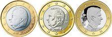 Ek // 1 Euro Belgique : Sélectionnez une pièce nueve