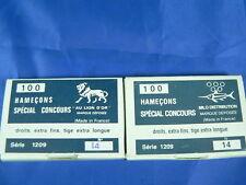 100 Ami Au Lion D'or (o Milo) 1209B pesca bolognese, mare, fiume lago, bigattini