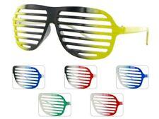 Fußball WM EM Fanbrille Städte Vereinsbrille Fußballbrille Shutter Shade V 820
