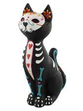 Ornament Sugar Puss Black 10 x 26 x 14cm