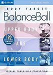 Body Target: Balance Ball Media Set, New DVD, ,