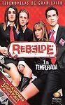 TELENOVELA Rebelde Primera temporada 3 DVDS mas de 780 minutos ANAHI Dulce Maria