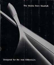Vauxhall Vectra 1995-96 UK Market Launch Mailer Brochure Envoy LS GLS SRi CDX