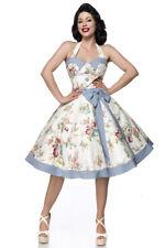 Neckholder Swing Kleid 50089 - Vintage Kleid von Belsira