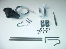 GARAGE DOOR SPARES  Henderson PREMIER Cones & Cables Roller Spindles Repair Kit