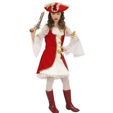 Piratin Kostüm Kinder Piratenkostüm Piratinnenkostüm Mittelalter Piratenkleid