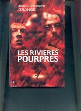 Les rivieres pourpres - jean christophe Grangé