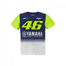 Yamaha VR46 Valentino Rossi Kid's Child's T-Shirt New 2017 Version