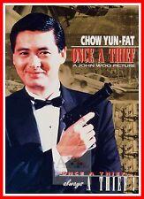 Once A Thief     Film Noir Movie Posters Vintage Cinema Classic