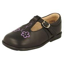 Girls Start Rite T-Bar Shoes - Tittle