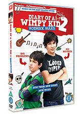 Diary of a Wimpy Kid 2: Rodrick Rules (DVD + Digital Copy), DVD | 5039036047791