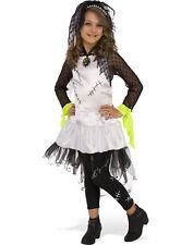 Monster Bride Of Frankenstein Girl Child Halloween Costume