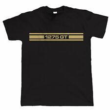 1275 GT Stripes Mens Classic Mini T Shirt - Clubman A-Series
