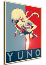 Poster - Propaganda - Mirai Nikki - Yuno Gasai v3