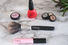 Edible MAC Make up Cake Topper Set eye shadow lip gloss brush nail polish girls