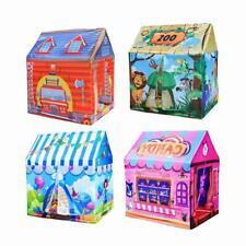 New Children Kids Play Tent Fairy Princess Girls Boys Hexagon Playhouse House