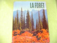 1968 La Forêt Arbres du Monde Sélection RD W. Kümmerly