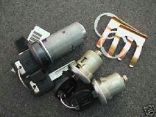 1993-1994 Chevrolet S-10 Blazer Ignition and Door Locks