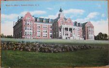 1910 Hooksett Heights, NH Postcard: The Villa-Mount St Mary's - New Hampshire